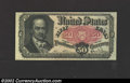 Fractional Currency:Fifth Issue, Fifth Issue 50c, Fr-1381, AU. This is a very crisp and ...