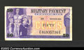 Military Payment Certificates: , Military Payment Certificate Series 692 50¢, VF-XF. ...