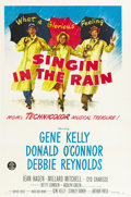 "Movie Posters:Musical, Singin' in the Rain (MGM, 1952). One Sheet (27"" X 41"")...."