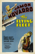 "Movie Posters:Adventure, The Flying Fleet (MGM, 1929). One Sheet (27"" X 41"")...."