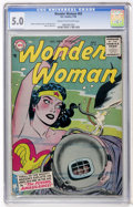 Golden Age (1938-1955):Science Fiction, Wonder Woman #83 (DC, 1956) CGC VG/FN 5.0 Cream to off-whitepages....
