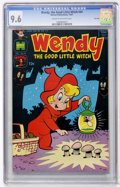Silver Age (1956-1969):Cartoon Character, Wendy, the Good Little Witch #44 File Copy (Harvey, 1967) CGC NM+ 9.6 Cream to off-white pages....