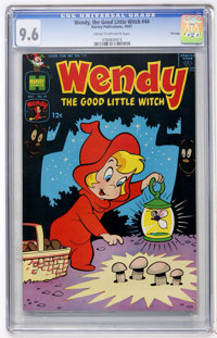 Wendy, the Good Little Witch #44 File Copy (Harvey, 1967) CGC NM+ 9.6 Cream to off-white pages