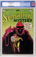 Golden Age (1938-1955):Horror, Sensation Mystery #113 (DC, 1953) CGC FN+ 6.5 Cream to off-whitepages....