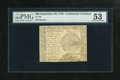 Colonial Notes:Continental Congress Issues, Continental Currency September 26, 1778 $60 PMG About Uncirculated53. This is a lightly circulated Continental from this mo...