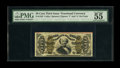 Fractional Currency:Third Issue, Fr. 1325 50c Third Issue Spinner PMG About Uncirculated 55 EPQ. A well margined and very well embossed example of this scarc...