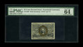 Fractional Currency:Second Issue, Fr. 1286 25c Second Issue PMG Choice Uncirculated 64 EPQ. Bright bronzing, excellent color and superb margins are found on t...