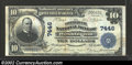 National Bank Notes:District of Columbia, District of Columbia, DC - $10 1902 Plain Back Fr. 624 ...