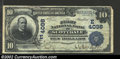 National Bank Notes:Pennsylvania, Scottdale, PA - $10 1902 Date Back Fr. 618 FNB of ...