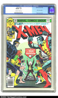 Bronze Age (1970-1979):Superhero, X-Men #100 (Marvel, 1976) CGC NM/MT 9.8 Off-white to white pages.There is only one other copy of this book in this grade, w...