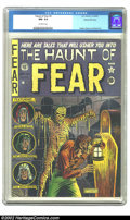 Golden Age (1938-1955):Horror, The Haunt of Fear #4 Gaines File pedigree 1/9 (EC, 1950) CGC NM-9.2 Off-white pages. Historic as the issue wherein the grea...