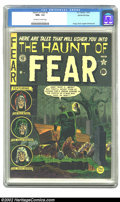 Golden Age (1938-1955):Horror, The Haunt of Fear #5 Gaines File pedigree 1/9 (EC, 1951) CGC NM+9.6 Off-white to white pages. This unreal copy is the highe...