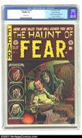 """Golden Age (1938-1955):Horror, The Haunt of Fear #26 Gaines File pedigree 7/12 (EC, 1954) CGCVF/NM 9.0 Off-white pages. """"Well, I was feelin' sad and feeli..."""