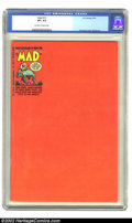Golden Age (1938-1955):Humor, Mad #13 (EC, 1954) CGC VF+ 8.5 Off-white to white pages. The crazy guys at Mad really threw caution to the wind, and put...