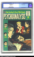 Golden Age (1938-1955):Horror, Psychoanalysis #4 Gaines File pedigree 12/12 (EC, 1955) CGC NM 9.4Cream to off-white pages. Jack Kamen retired from comics ...