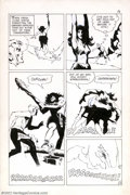 Original Comic Art:Panel Pages, Jeffrey Jones - Original Art for Flash Gordon #13, page 12(Charlton, 1968)....