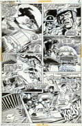 Original Comic Art:Panel Pages, Mike Ploog and Frank Chiaramonte - Original Art for Werewolf byNight #2, page 2 (Marvel, n/a). It's hard to imagine acquiri...