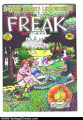 Bronze Age (1970-1979):Alternative/Underground, Freak Brothers #3 (Rip Off Press, 1973). Summer in the park is the theme for this cover of the Freak Brothers. With whit...