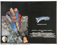 "Movie Posters:Fantasy, Superman, the Movie (Warner Brothers, 1978).British Quad (30"" X 40""). Dir. Richard Donner. Starring: Christopher Reeve, Marl..."