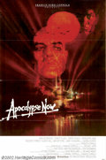 "Movie Posters:War, Apocalypse Now (United Artists, 1979).(2) One Sheets (27"" X 41"")Advance and Standard. Dir. Francis Ford Coppola. Starring: ..."