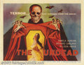 "Movie Posters:Horror, Undead, The (AIP, 1957).Half Sheet (22"" X 28""). Dir. Roger Corman. Starring: Pamela Duncan, Richard Garland, Allison Hayes. ..."