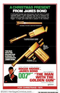 """Movie Posters:Action, Man With the Golden Gun (United Artists, 1974).Advance One Sheet (27"""" X 41"""").Dir. Guy Hamilton. Starring: Roger Moore, Chris..."""