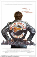 "Movie Posters:Miscellaneous, Hell's Angels Forever (RKR Releasing, 1983).One Sheet (27"" X41"").Dir.Richard Chase. Starring: Sonny Barger, Bo Diddley, Wil..."