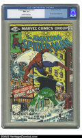 Modern Age (1980-Present):Superhero, Amazing Spider-Man, The #212 (Marvel, 1981) CGC NM+ 9.6 Off-white to white pages. First appearance of Hydro-Man; John Romita...