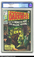 Bronze Age (1970-1979):Horror, Chamber of Darkness #4 (Marvel, 1970) CGC VF/NM 9.0 Off-whitepages. This issue features a Conan-like character by Barry Win...