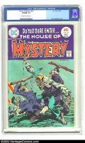 Bronze Age (1970-1979):Horror, House of Mystery #231 (DC, 1975) CGC VF/NM 9.0 Off-white to whitepages. Overstreet denotes Berni Wrightson cover as a class...
