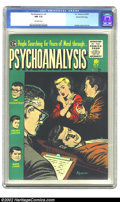 Golden Age (1938-1955):Horror, Psychoanalysis #4 Gaines File pedigree 1/12 (EC, 1955) CGC NM 9.4Off-white pages. Overstreet 2002 NM 9.4 value = $150....