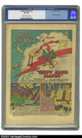 Golden Age (1938-1955):Miscellaneous, Reddy Kilowatt nn (EC, 1946) CGC VF 8.0 Off-white to white pages. Overstreet 2002 VF 8.0 value = $61...