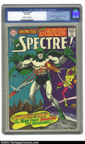 Silver Age (1956-1969):Horror, Showcase #60 (DC, 1966) CGC VF 8.0 Off-white to white pages. FirstSilver Age appearance The Spectre; Origin in text; Murphy...