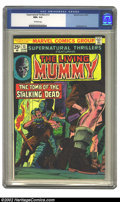 Bronze Age (1970-1979):Horror, Supernatural Thrillers #13 (Marvel, 1975) CGC NM+ 9.6 Off-whitepages. This is an incredibly gorgeous copy of this comic. A ...