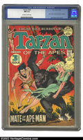 Bronze Age (1970-1979):Miscellaneous, Tarzan #209 (Dell, 1972) CGC NM 9.4 Off-white to white pages. Thisissue features John Carter of Mars by Murphy Anderson, wi...