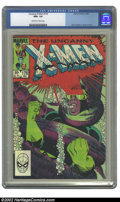 Modern Age (1980-Present):Superhero, Uncanny X-Men, The #176 (Marvel, 1983) CGC NM+ 9.6 Off-white to white pages. John Romita Jr. cover and art. Overstreet 2002 ...