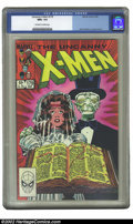 Modern Age (1980-Present):Superhero, Uncanny X-Men, The #179 (Marvel, 1984) CGC NM+ 9.6 Off-white to white pages. John Romita Jr. cover and art. Overstreet 2002 ...