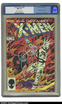 Uncanny X-Men, The #184 (Marvel, 1984) CGC NM+ 9.6 Off-white to white pages. First appearance of Forge; John Romita Jr...