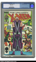 Modern Age (1980-Present):Superhero, Uncanny X-Men, The #200 (Marvel, 1985) CGC NM+ 9.6 Off-white to white pages. John Romita Jr. cover and art. Overstreet 2002 ...