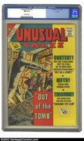 Silver Age (1956-1969):Horror, Unusual Tales #32 File copy (Charlton, 1962) CGC NM 9.4 Off-whitepages. Silver Age File copy. Overstreet 2002 NM 9.4 value ...