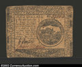 Colonial Notes:Continental Congress Issues, May 10, 1775, $4, Continental Congress Issue, CC-4, VF. ...