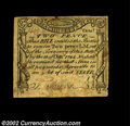 Colonial Notes:Massachusetts, Massachusetts October 18, 1776 2d Choice Very Fine. This ...
