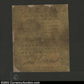 Colonial Notes:Pennsylvania, April 3, 1772, 9d, Pennsylvania, PA-153, Good. Well worn and ...