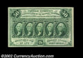 Fractional Currency:First Issue, Fr. 1312 50c First Issue Gem New. A bright, broadly ...