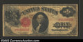 1917 $1 Legal Tender Note, Fr-36, VG. Well worn and soiled throughout