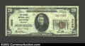 National Bank Notes:Colorado, Denver, CO - $20 1929 Ty. 1 Denver NB, Denver Ch. # ...