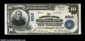National Bank Notes:Kentucky, Ashland, KY - $10 1902 Plain Back Fr. 628 The Ashland NB...