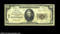 National Bank Notes:Mississippi, McComb City , MS - $20 1929 Ty. 1 The First NB Ch. # ...