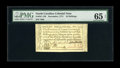 Colonial Notes:North Carolina, North Carolina December, 1771 10s PMG Gem Uncirculated 65 EPQ.Beautifully margined, bright, and as attractive as the high g...