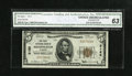 National Bank Notes:Alabama, Birmingham, AL - $5 1929 Ty. 1 The First NB Ch. # 3185. A tight top margin is the reason for the grade on this original ...